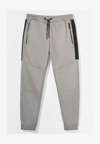 Bershka - Pantaloni sportivi - grey - 4