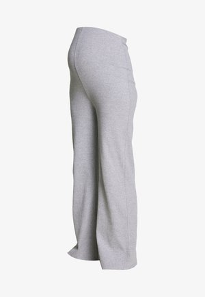 MATERNITY TROUSER - Pantalones - grey
