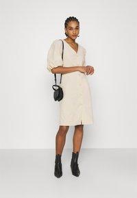 Minimum - API - Day dress - broken white - 1