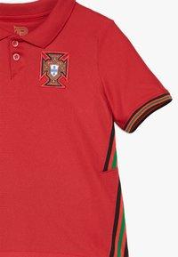 Nike Performance - PORTUGAL HM SET - Club wear - gym red/metallic gold - 6
