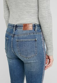 Opus - ELY DENIM TAPE - Slim fit jeans - fresh mind blue - 5