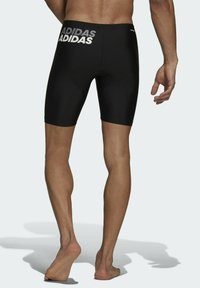 adidas Performance - Swimming shorts - black - 1