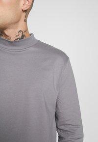 Topman - 2 PACK  - Top sdlouhým rukávem - grey - 5