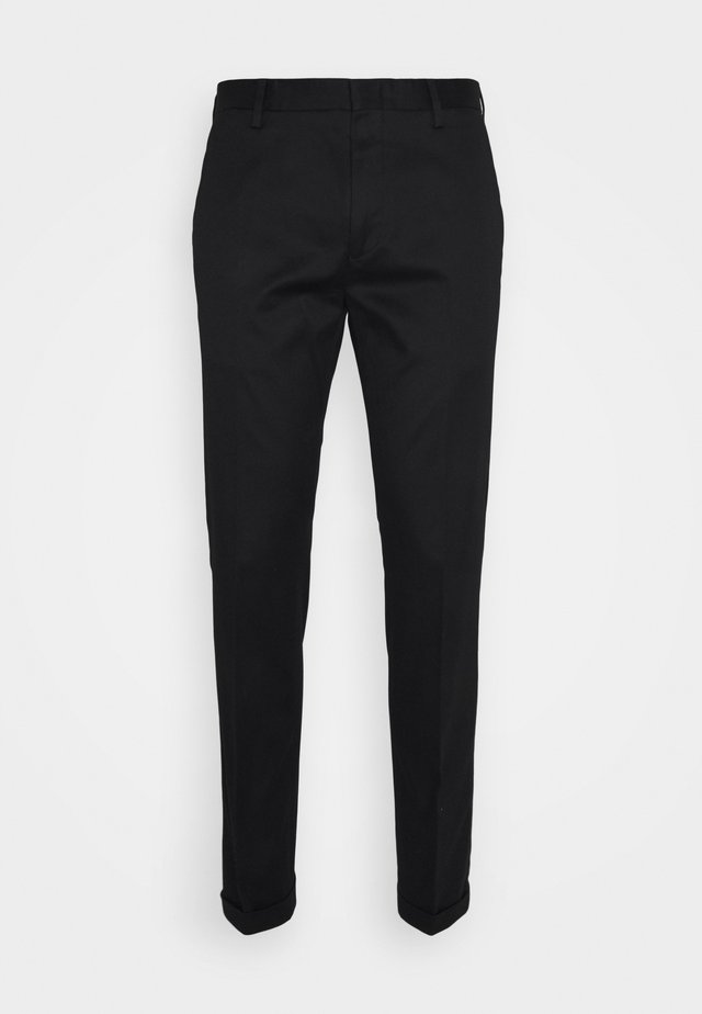 GENTS TROUSER - Chino - black