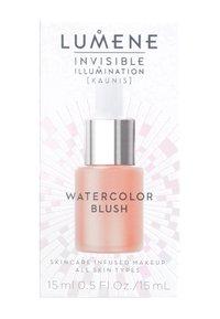 Lumene - WATERCOLOR BLUSH - Rouge - pink blossom - 1
