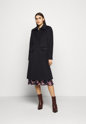COAT FLAP  - Manteau classique - regal navy