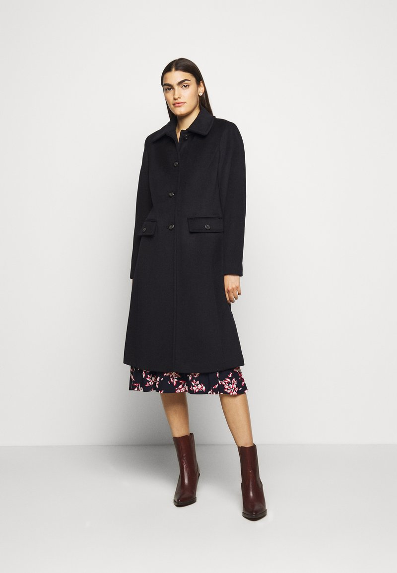 Lauren Ralph Lauren - COAT FLAP  - Classic coat - regal navy