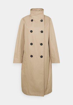 MANTEL - Trenchcoat - beige