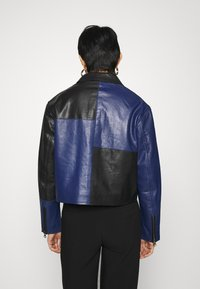 Tiger of Sweden Jeans - VEIRI - Leather jacket - deep well - 2