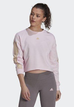 U4U AEROREADY SWEATSHIRT - Sweatshirt - pink