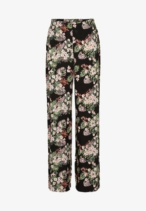 Trousers - black 3
