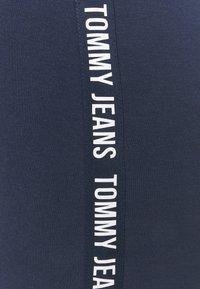 Tommy Jeans - BODYCON SKIRT - Mini skirt - twilight navy - 5