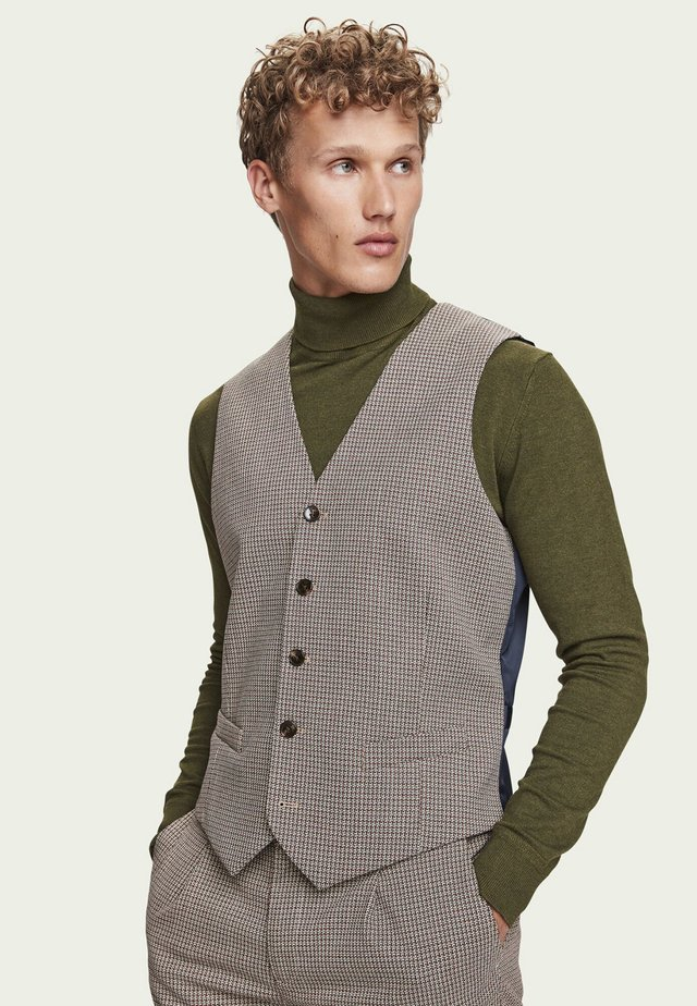 CLASSIC YARN-DYED STRUCTURED - Veste - combo c