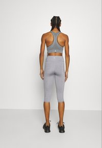Cotton On Body - ACTIVE CORE CAPRI - 3/4 sports trousers - mid grey marle - 2