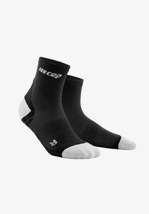 Sports socks - black/light grey