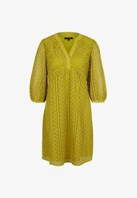 comma - Day dress - gelb - 2