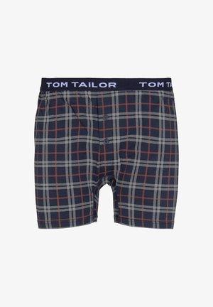Boxer shorts - blue-dark-allover