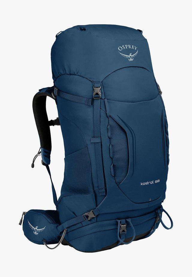 Hiking rucksack - loch blue