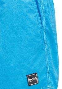 BOSS - TUNA - Swimming shorts - blue - 3