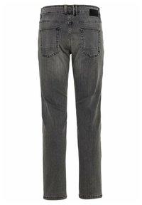 camel active - Straight leg jeans - grey - 8