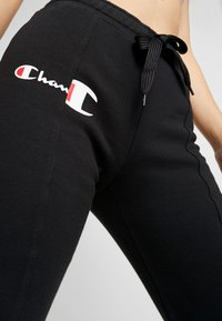 Champion - STRAIGHT PANTS - Træningsbukser - black - 3