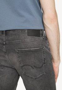 Jack & Jones - JJIRICK JJORIGINAL - Denim shorts - grey denim - 3