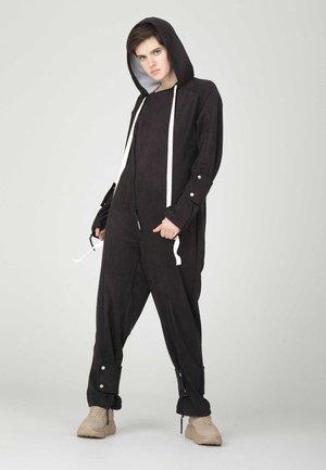 SPACEX  - Jumpsuit - schwarz