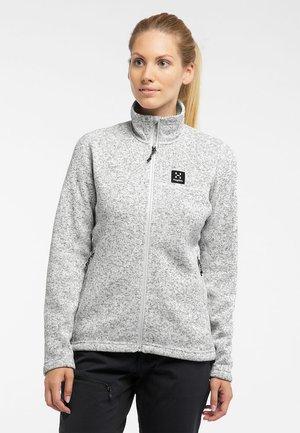 Fleece jacket - haze
