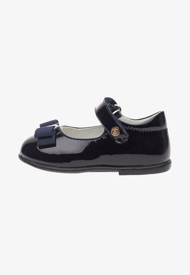 JETE - Chaussures premiers pas - blue