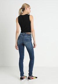 ONLY - ONLSHAPE - Jeans Skinny Fit - dark blue denim - 2