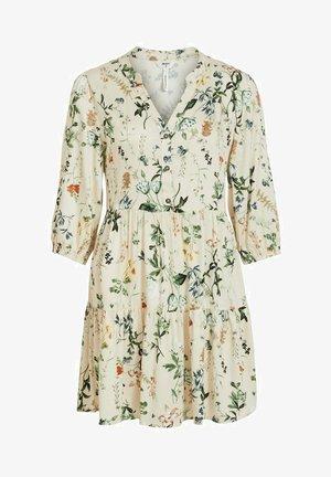 Korte jurk - sandshell