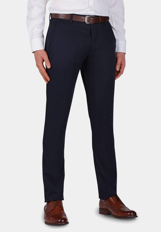 FELTON - Pantalon de costume - navy