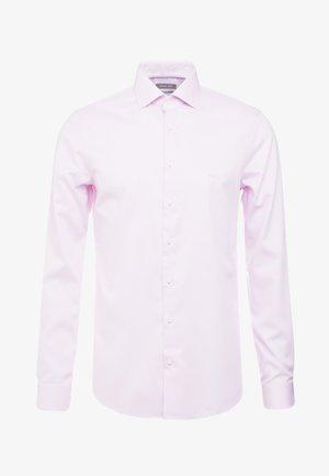 PARMA SLIM FIT SOLID - Formální košile - pink