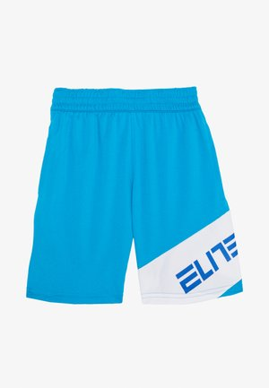 ELITE  - Pantalón corto de deporte - laser blue/black/white/game royal