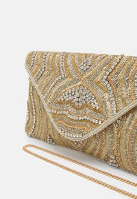 Glamorous - Clutch - gold-coloured
