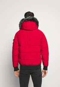 Glorious Gangsta - NAVIER - Giacca invernale - red - 2