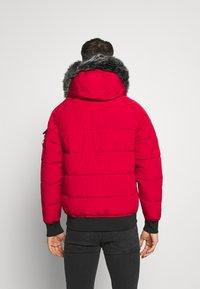 Glorious Gangsta - NAVIER - Zimní bunda - red - 2