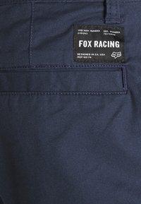 Fox Racing - ESSEX - Sports shorts - dark blue - 2