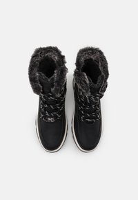 TOM TAILOR - Botas para la nieve - black