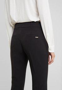 LIU JO - LUNGO - Pantalones - nero - 5