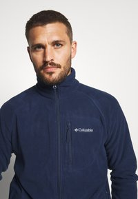 Columbia - FAST TREK™ II FULL ZIP - Fleecejas - collegiate navy - 4