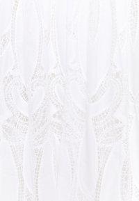 Alberta Ferretti - DRESS - Abito da sera - white - 8