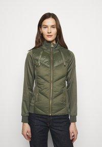 Barbour International - Light jacket - vine - 0