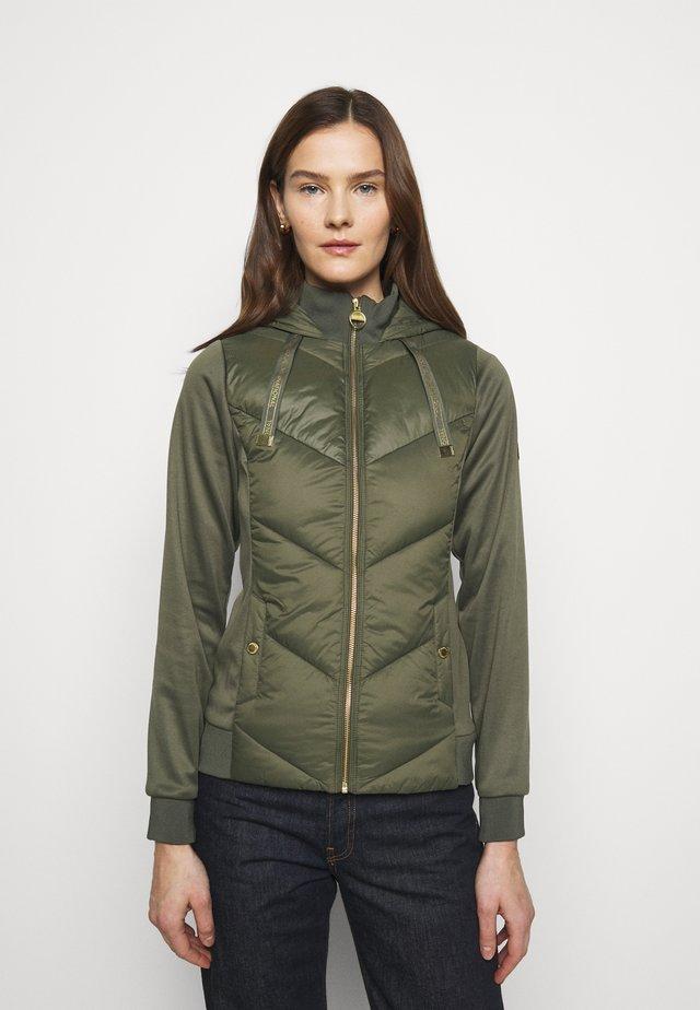 Light jacket - vine