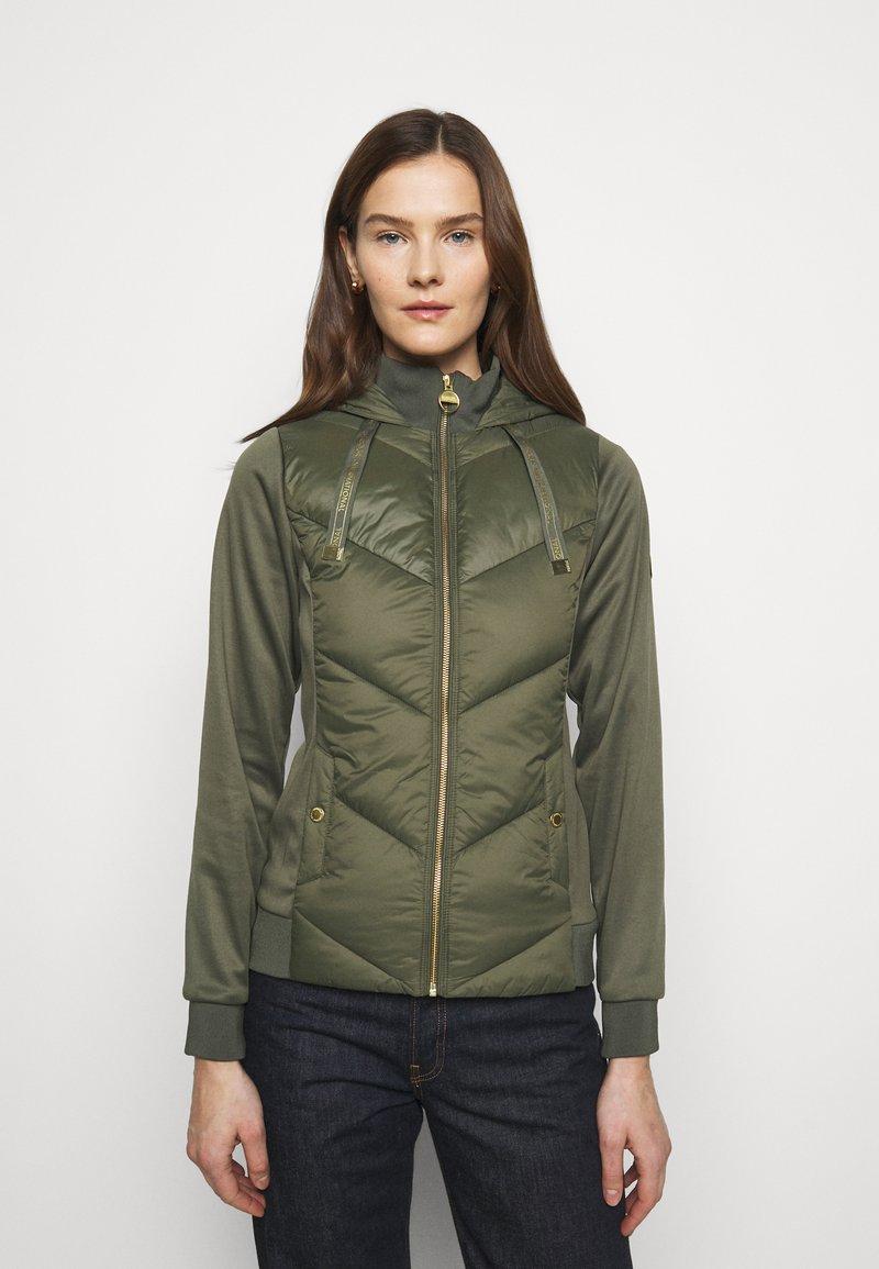 Barbour International - Light jacket - vine