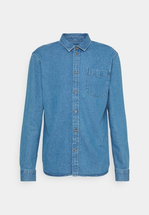 AKLOUIS  - Shirt - medium blue denim
