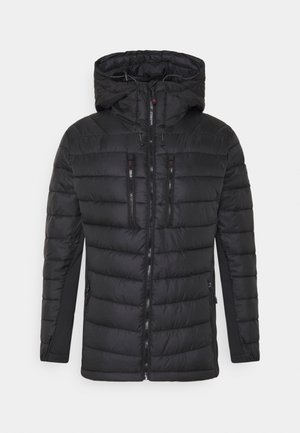 CANADA VAMIATA HYBRID JACKET - Light jacket - black