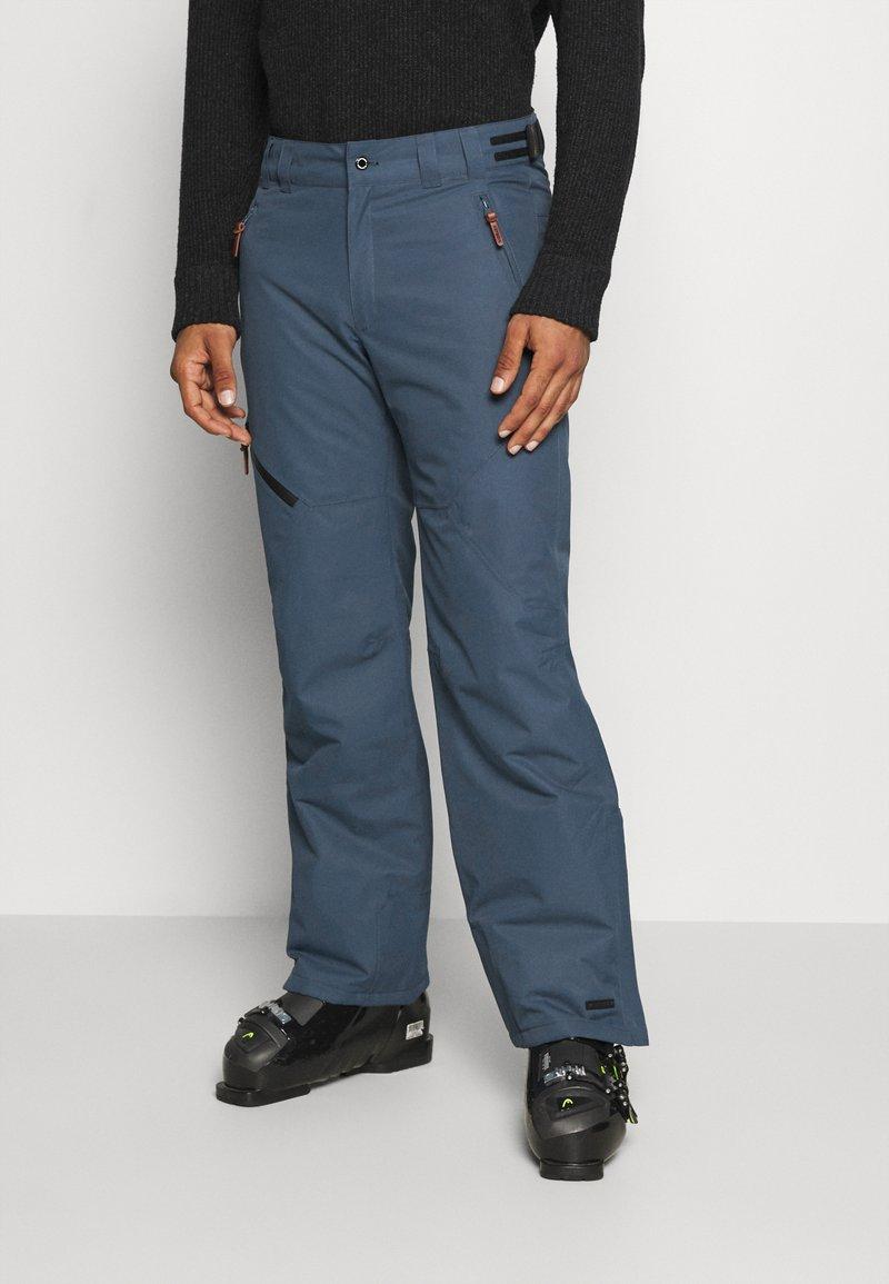Icepeak - COLMAN - Snow pants - blue