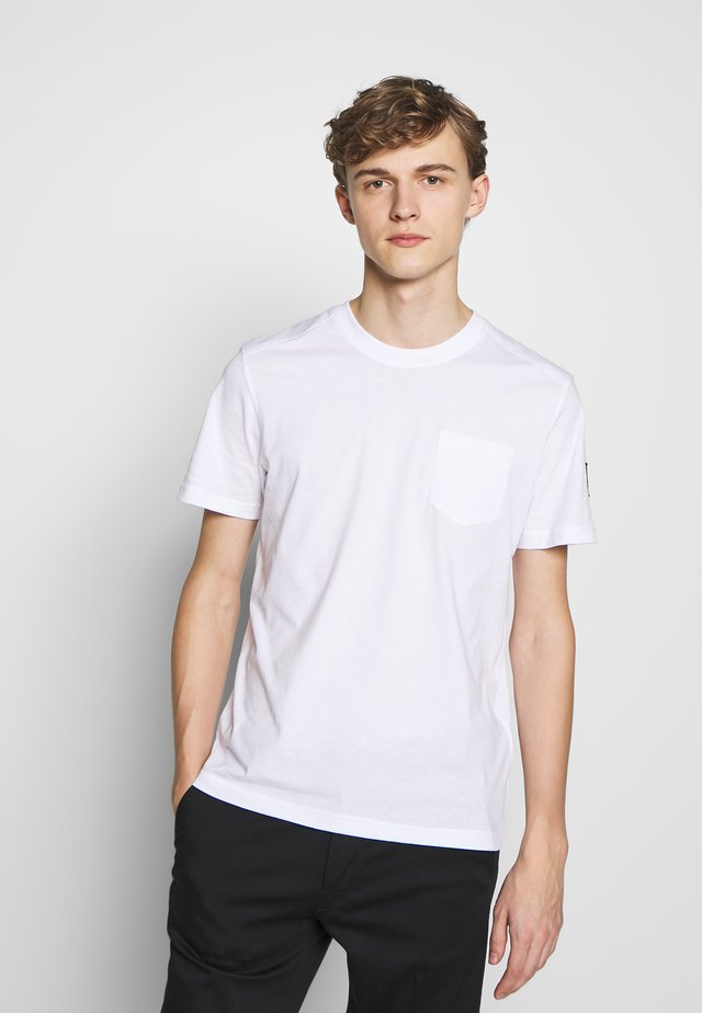 THOM - T-shirt basique - white
