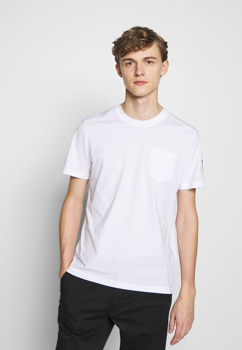 Belstaff - THOM - Basic T-shirt - white